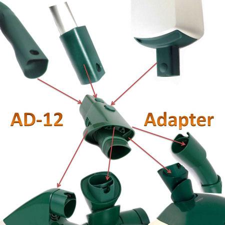 original Vorwerk  Adapter AD 12